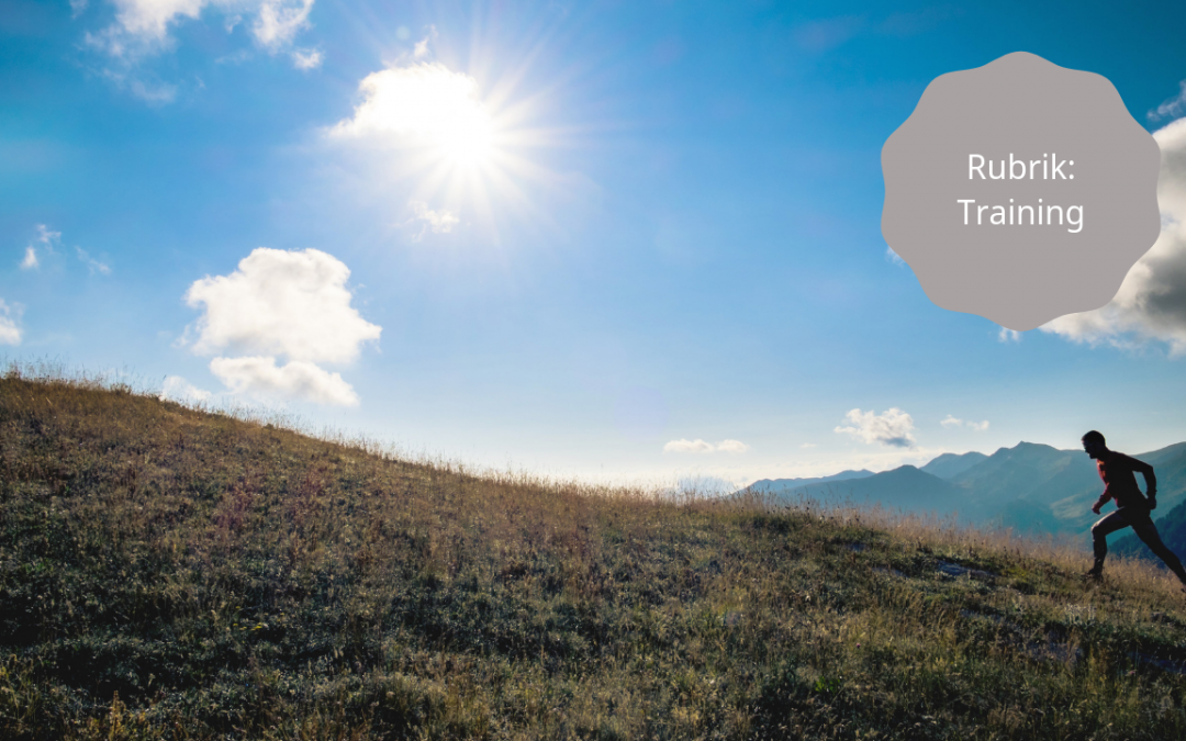 Das Training am Berg – Technik bergauf/bergab