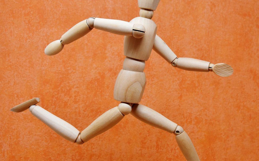 Der Long Jogg – Grundstein des Erfolges