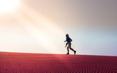 Training: Laufen bei Hitze