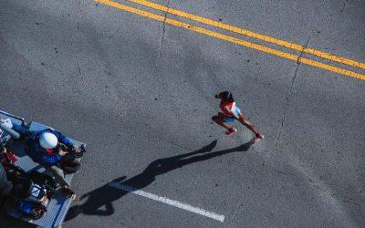 Die Renneinteilung beim Marathon