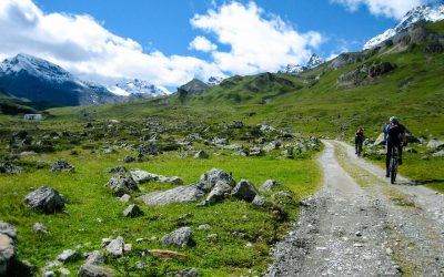 Pulskontrolliertes Training auf dem E-Bike