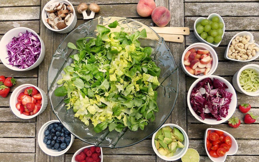 Traumhafte Blutwerte durch gesundes Essen