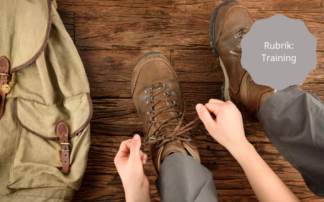 Wie bereite ich mich als Senior gut für Bergwanderungen vor?