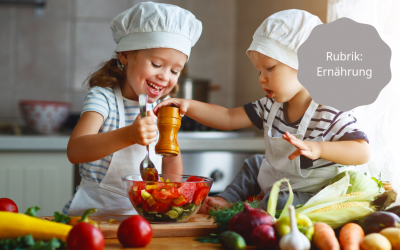 Gesunde Ernährung kinderleicht
