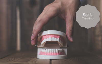 Zeig beim Training die Zähne – zahngesund trainieren?