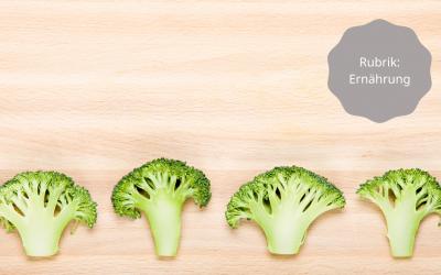 Brokkoli for the Brain! Ernährungstipps für eine gute Hirnleistung