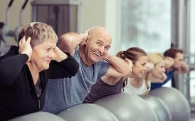 Effektives und zielführendes Training bei Senioren